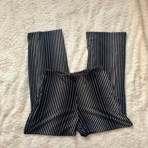 Alfani Striped Stretch Pants